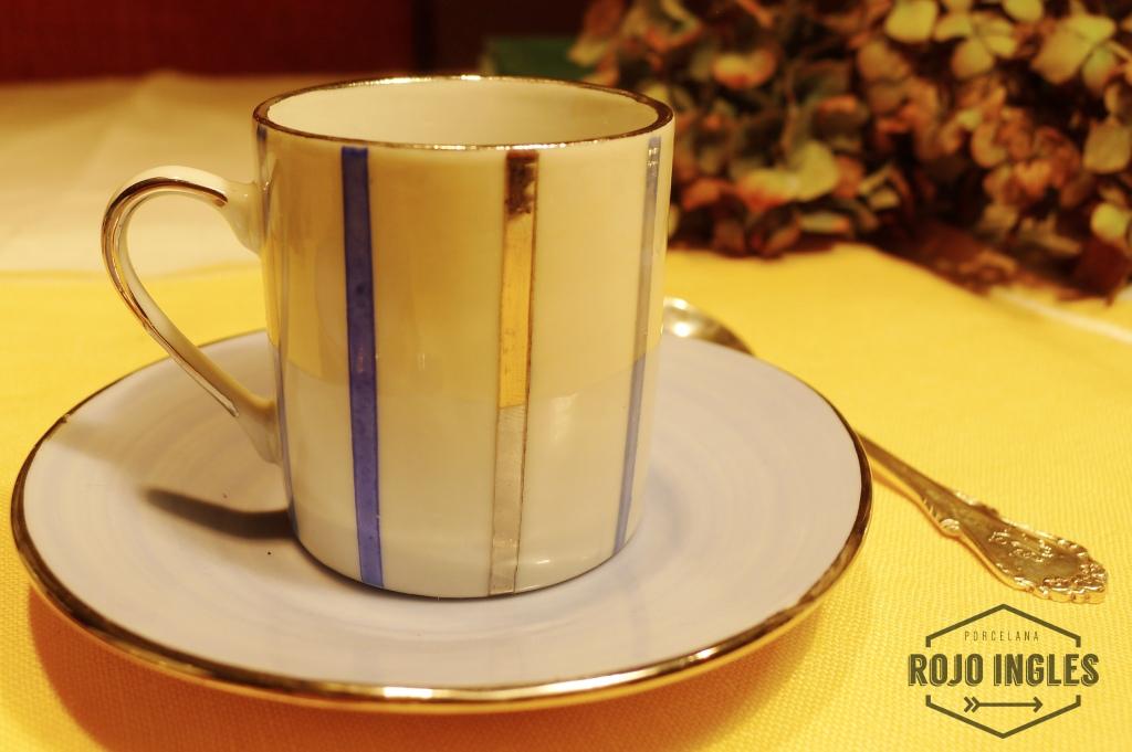 porcelana taza