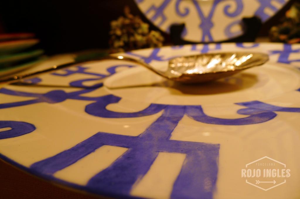porcelana bajoplatos