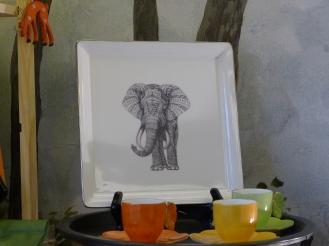 fuente elefante